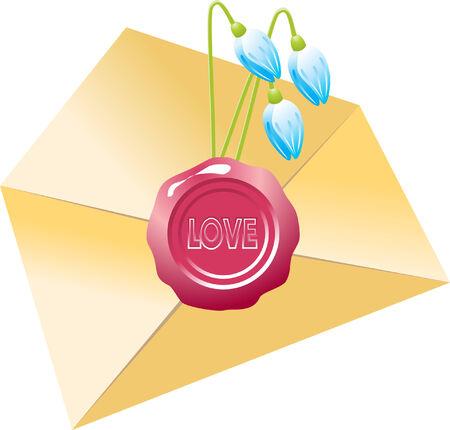 sealing: Love Message