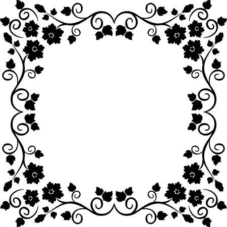 cartoon frame: Design cornice Vettoriali