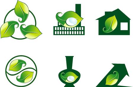 Design ecology icons