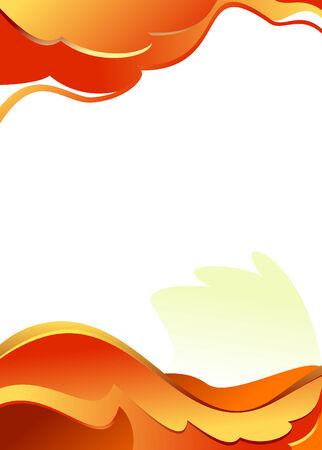 su: Abstract design background