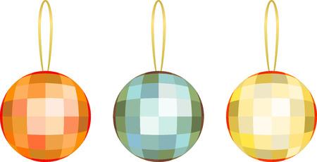 Holiday decoration ball