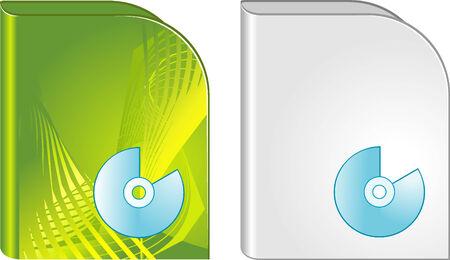 Design Software box for your design Illustration