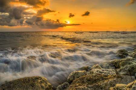 sanur: Sunrise at Sanur,Bali Indonesia