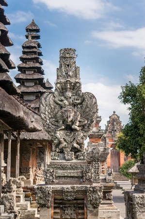 garuda: Bali garuda statue, Bali Indonesia Stock Photo