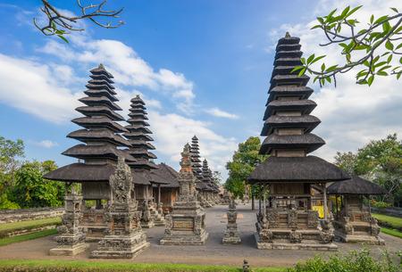 taman: Taman Ayun temple, Bali Indonesia Stock Photo