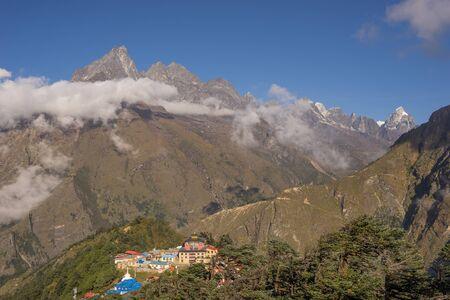 tibetan house: Tengboche village, Everest region, Nepal