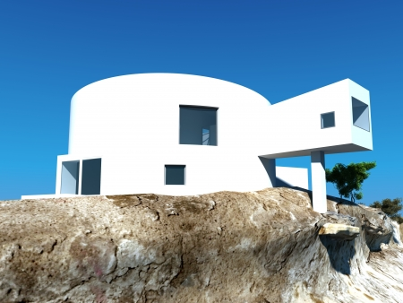 Modern Design Villa   Exterior Architecture photo