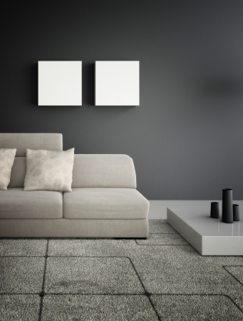 Modern design living room   Interior Architecture