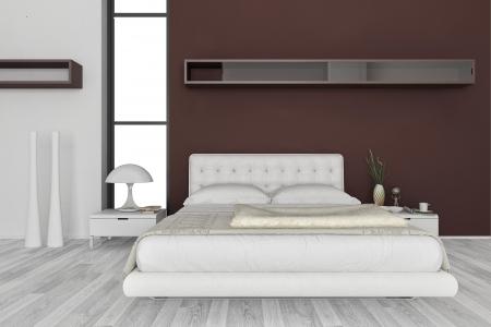 city living: Exclusive Design Bedroom   3d Interior architecture