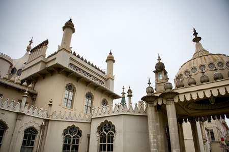 Royal Pavilion in Brighton, UK