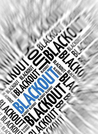 blackout: Marketing achtergrond - Blackout - onscherpte en de focus