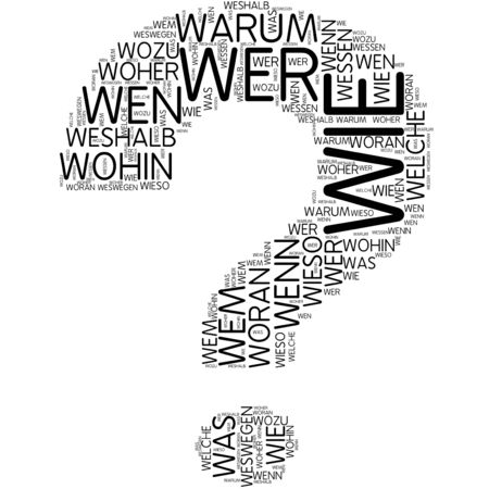 whose: Word cloud - question