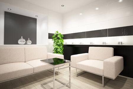 modern living: A modern living room