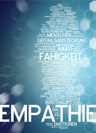 empatia: Nube de palabras - la empat�a