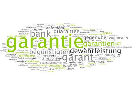 promising: Word cloud - guaranty