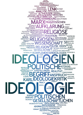 socialism: Word cloud - ideology