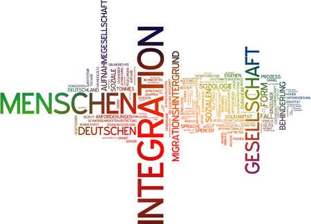 integration: Word cloud - integration