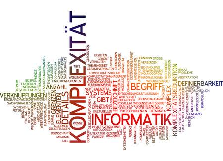 shortcuts: Word cloud - complexity
