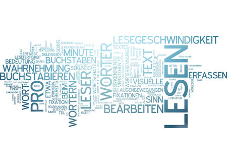 pastimes: Word cloud - reading