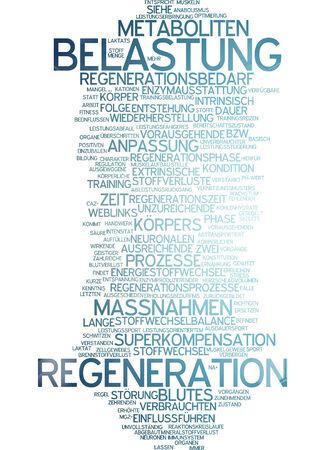 regeneration: Word cloud - rigenerazione