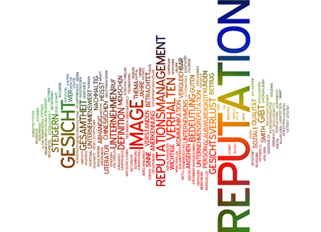 lasting: Word cloud - reputation