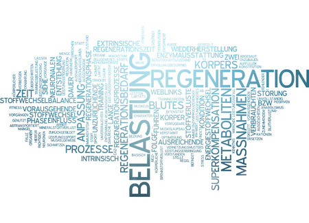 regeneration: Word cloud - regeneration