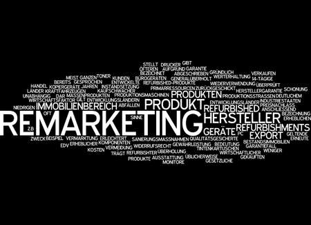 assured: Word cloud - remarketing