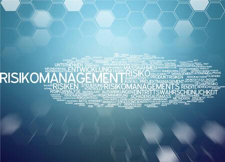 risk management: Word cloud - risk management