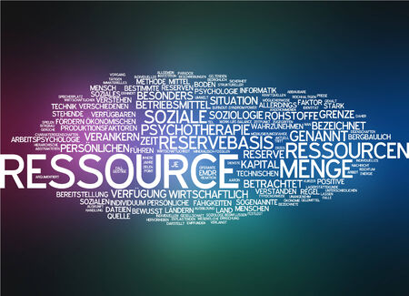 sociology: Word cloud - resource