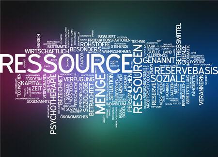 Nuage de mots - ressources