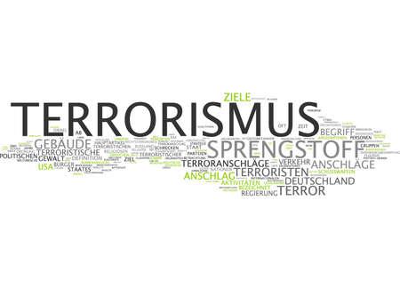 terrorist: Word cloud - terrorism