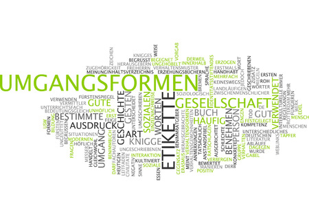 manners: Word cloud - manners