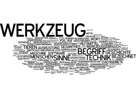developed: Word cloud - tool