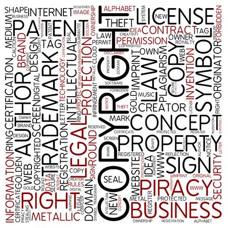 originator: Word cloud - copyrighted
