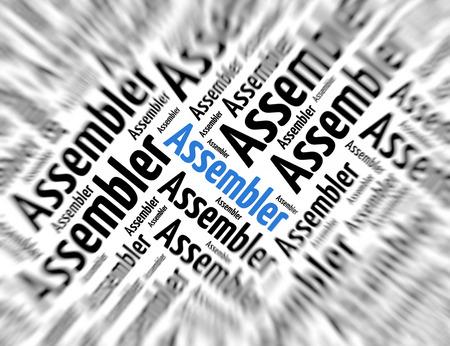 tagcloud: Tagcloud - Assembler