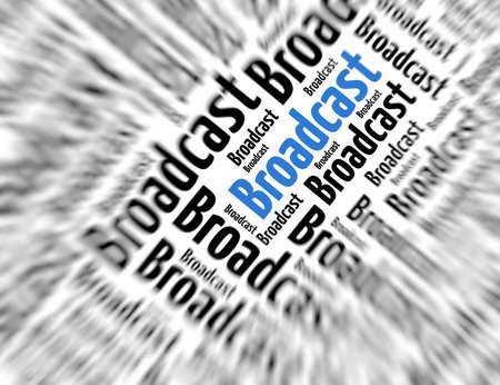 tagcloud: Tagcloud - Broadcast