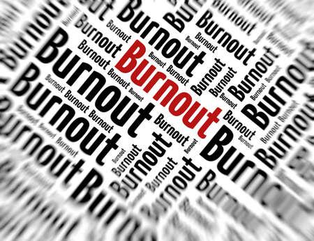 burnout: Tagcloud - Burnout