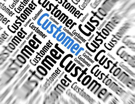 tagcloud: Tagcloud - Customer