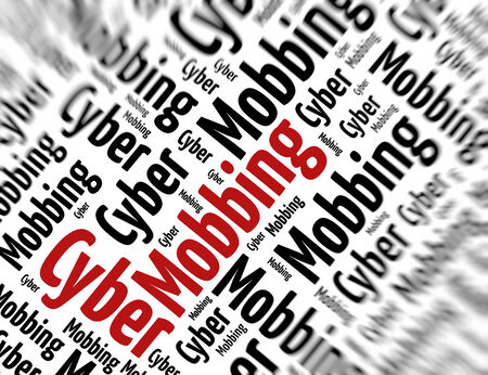 tagcloud: Tagcloud - Cyber mobbing