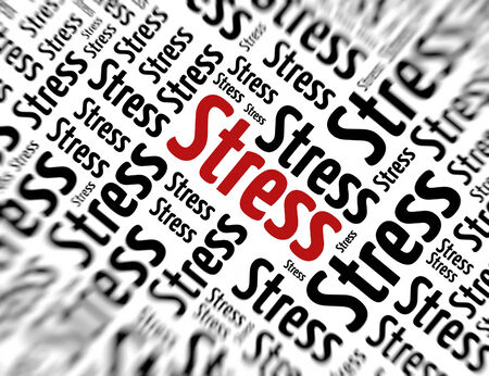 tagcloud: Tagcloud - Stress