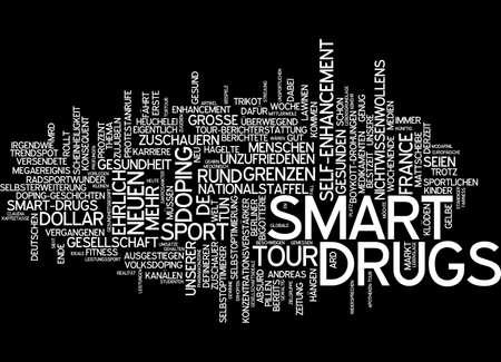 boycott: Word cloud of smart drugs in German language