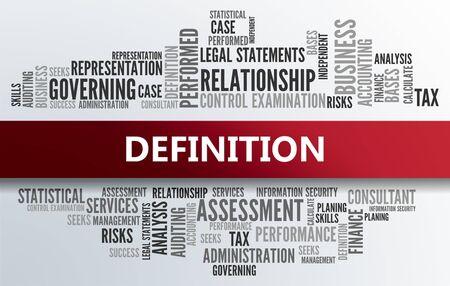 definicion: DEFINICIÓN | Concepto de negocio abstracto