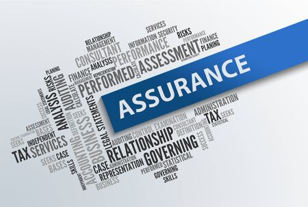 oversight: ASSURANCE | Business Abstract Concept