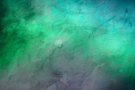 stoned: Full frame rendered random marbled stone with gray and green background with copy space Stock Photo
