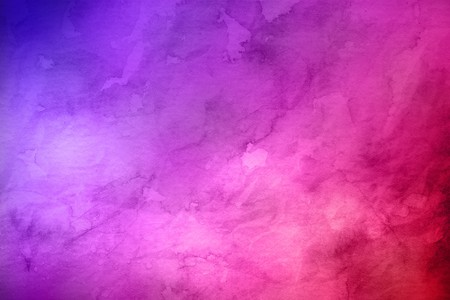 Colorful textured abstract gradient background with blended hues blue through magenta to crimson in a full frame decorative template