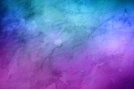 Blue and purple marbled random background with copy space for marketing or concepts about the unknown Stock Photo