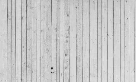 White wood rustic planks background Standard-Bild