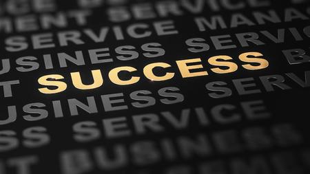 SUCCESS - Typography