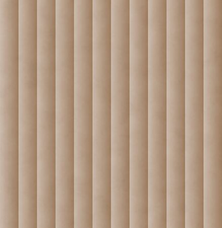 corrugated cardboard: Corrugated cardboard Stock Photo