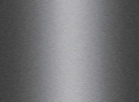shiny metal background: Grey shiny metal background with a empty space.